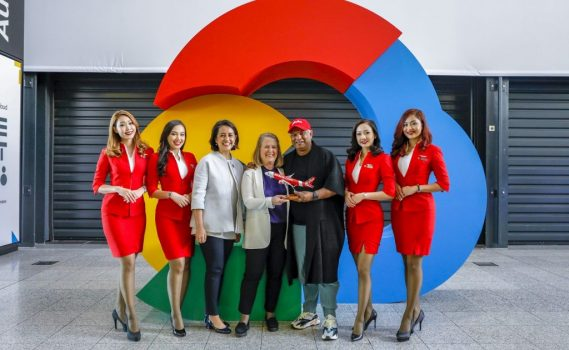 AirAsia collaborates with Google Cloud to become travel tech company | Digital Asia | Latest Technology News